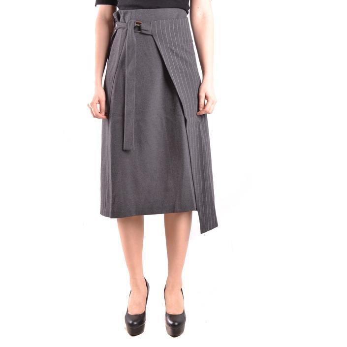 Pinko Women's Skirts Grey 160950 - grey 38