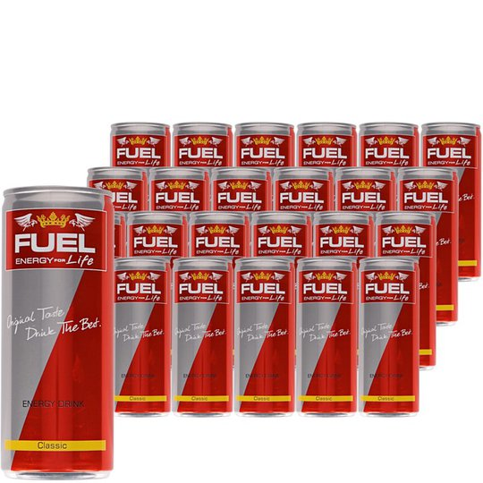 Energidryck Classic 24-pack - 60% rabatt