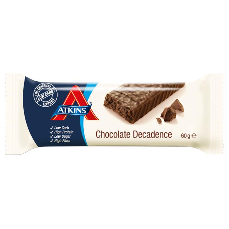 "Proteinbar ""Chocolate Decadence"" 60g - 20% rabatt"