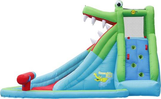 Happy Hop Hoppeslott Krokodille Pool