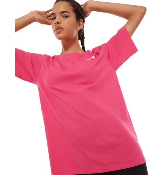 The North Face W Bf Simple Dome T-shirts MR. PINK