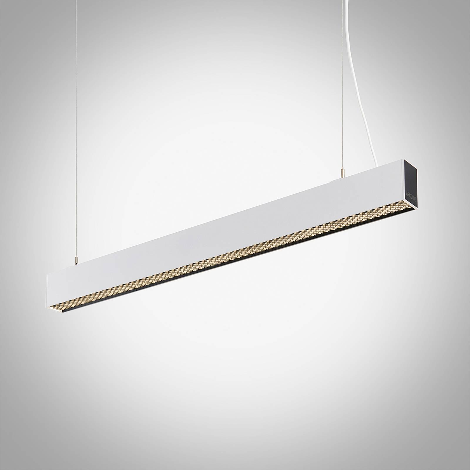 Arcchio Thores LED-riippuvalaisin 113cm valkoinen