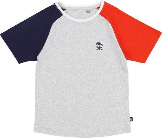 Timberland T-Shirt, Chine Grey 6år