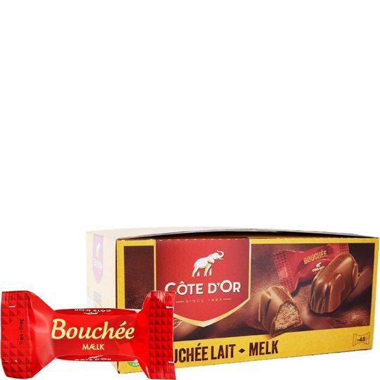 Elefant Mjölkchoklad 48-pack - 74% rabatt