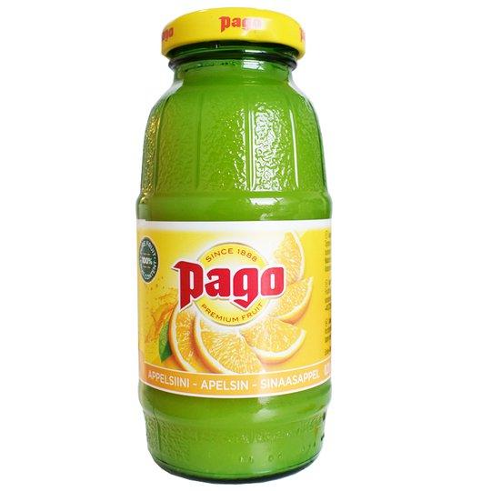 Pago Apelsinjuice - 20% rabatt