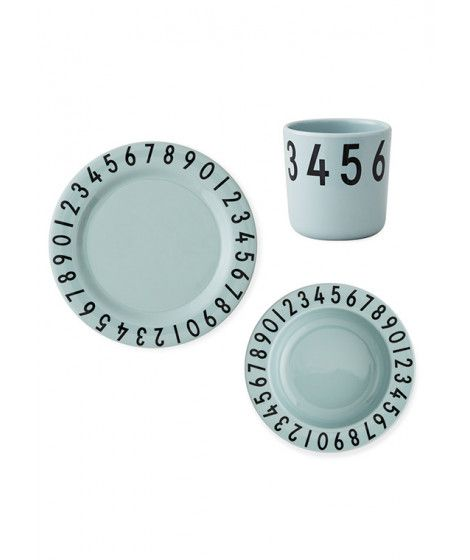 Design Letters - The Numbers Gift Box