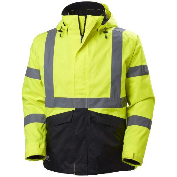 Helly Hansen Workwear Alta Jacka varsel, gul/svart S