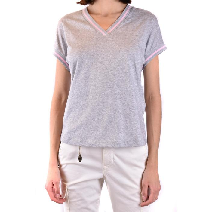 Emporio Armani Women's T-Shirt Grey 188865 - grey 38