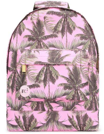 Mi-Pac Mini Palm Trees Ryggsekk, Pink