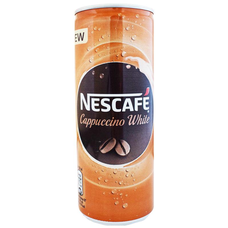 """Kaffedryck """"Cappuccino White"""" 250ml - 44% rabatt"""