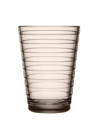 Aino Aalto Glass Lin 33 cl 2 stk.