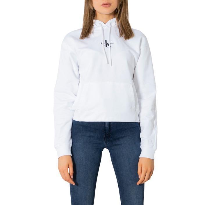 Calvin Klein Jeans Women Sweatshirt White 299489 - white XS