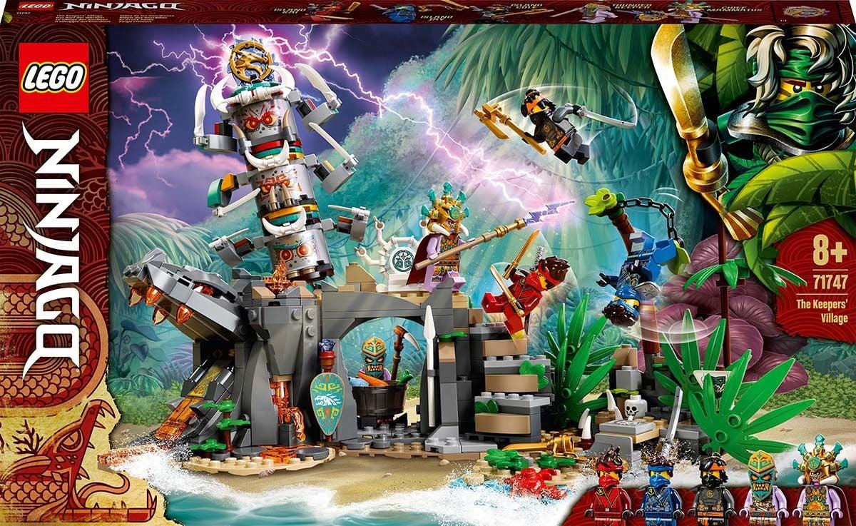 LEGO NINJAGO 71747 Vartijoiden Kylä