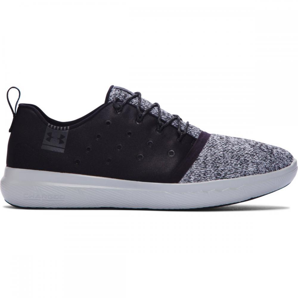 Under Armour Women's Charged 24 7 Low Trainers Black Grey 190078738674 - 3.5 UK Black Grey