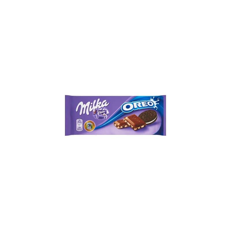 Milka Chokladkaka Oreo 100 gram