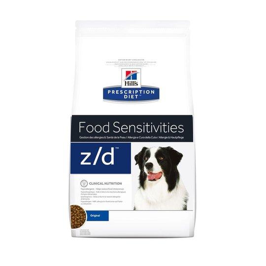 Hill's Prescription Diet Canine z/d Food Sensitivities Original (3 kg)