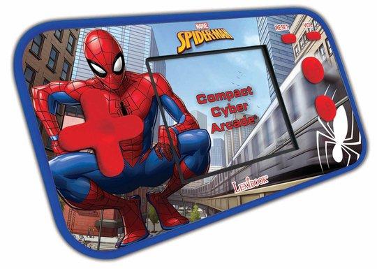 Marvel Spider-Man Spillekonsoll, 150 Spill