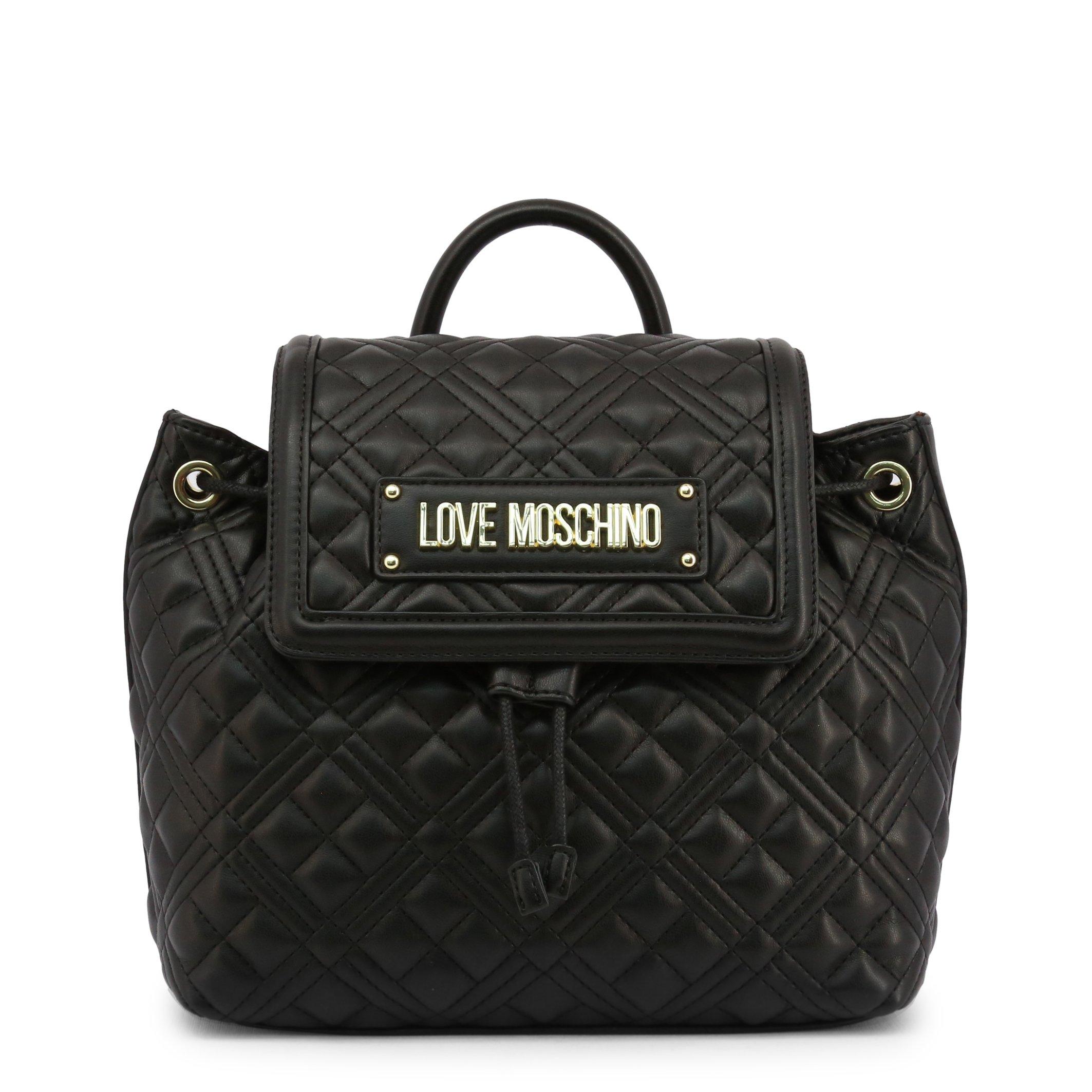 Love Moschino Women's Backpack Pink JC4009PP1CLA0 - black NOSIZE