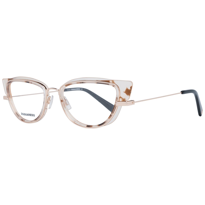 Dsquared² Women's Optical Frames Eyewear Brown DQ5303 54055