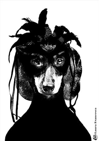 Laura Francesca Poster A4