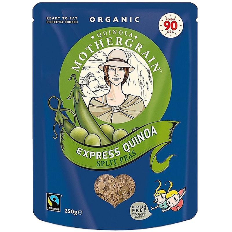 Quinoa & Ärtor 250g - 58% rabatt