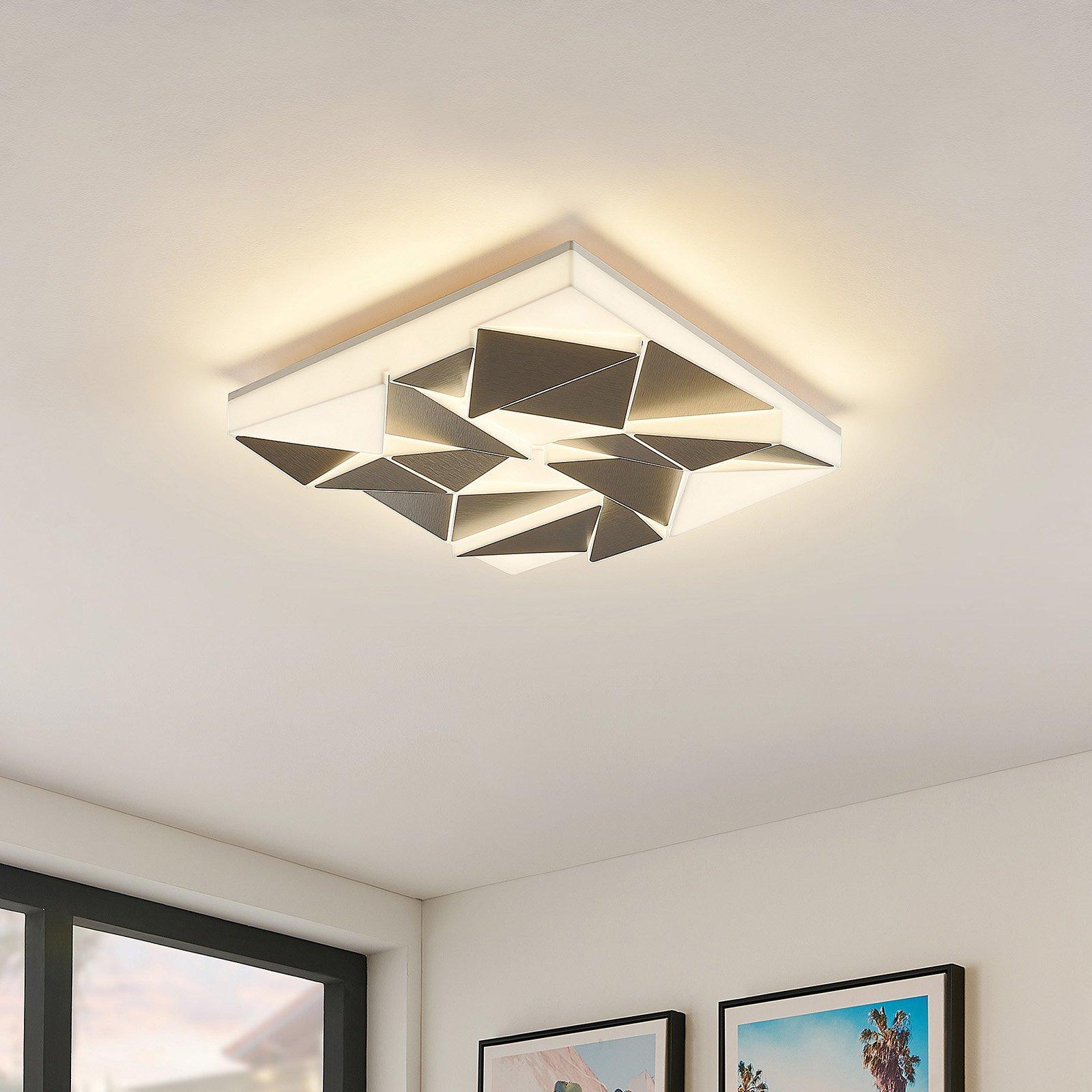 Lindby Ingmar LED-taklampe CCT, 40 cm