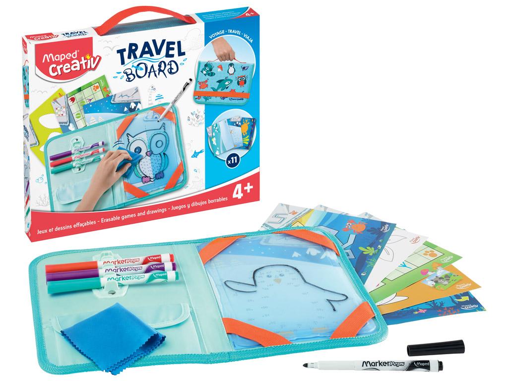 Maped - Creativ - Travel Board - Transparent (969310)