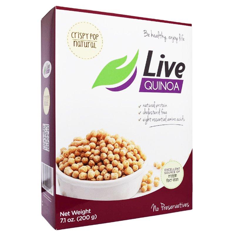 Aamiaismurot Kvinoa 200g - 30% alennus