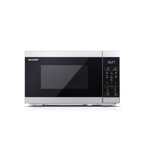 Sharp Yc-ms02es Mikrovågsugn - Silver