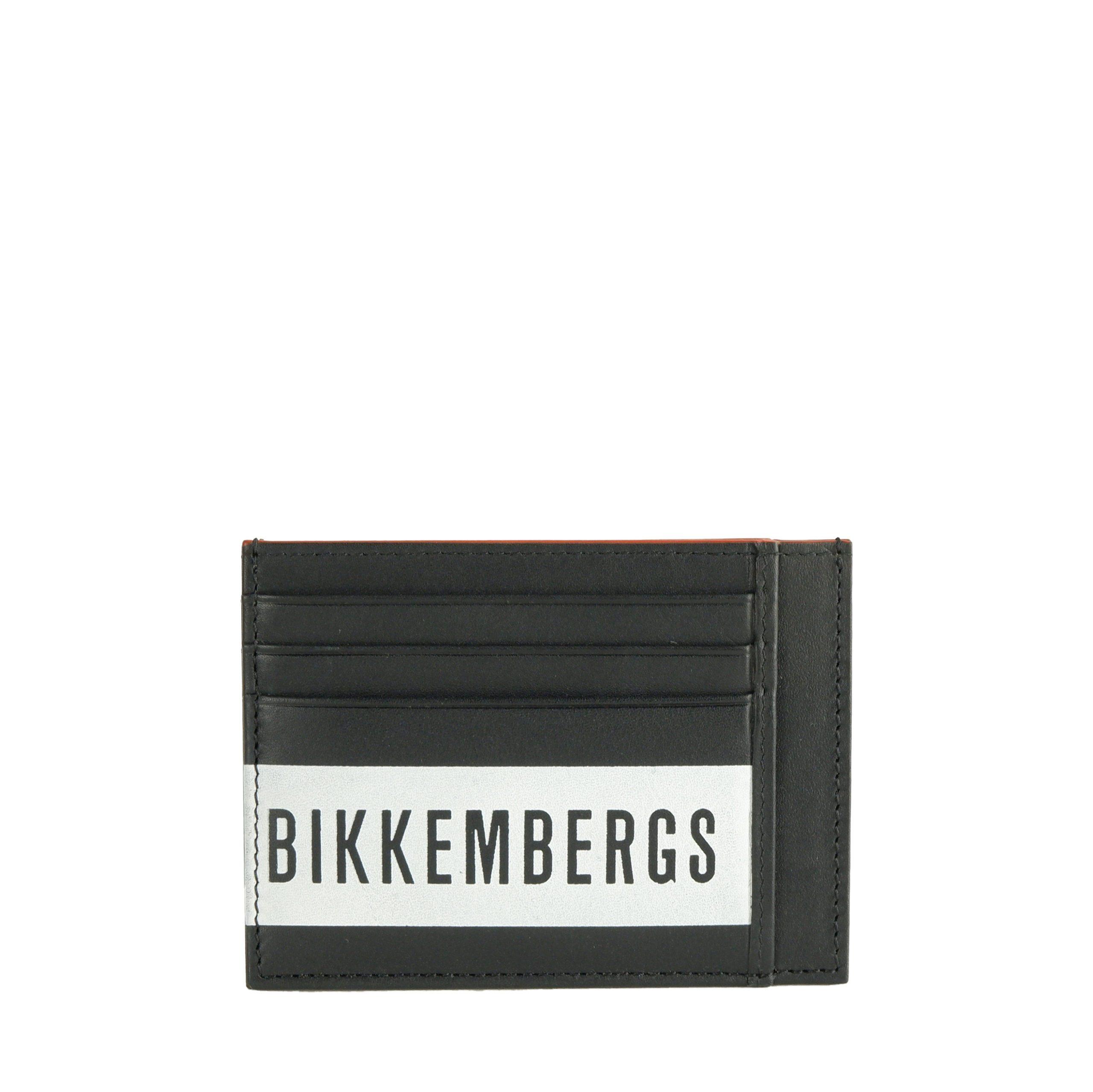 Bikkembergs Men's Wallet Black BI1432560