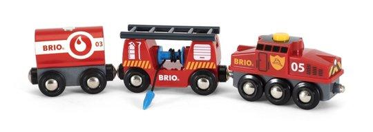 BRIO 33844 Redningstog