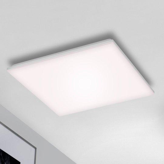LED-taklampe Frameless RGBW, 60x60cm