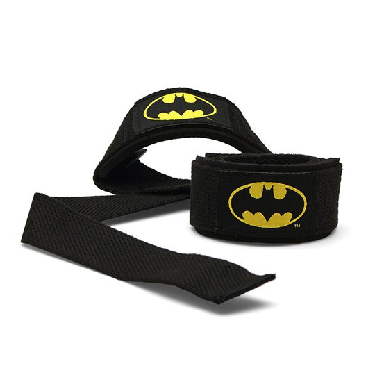 Performa, lifting straps, Batman