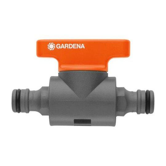 Gardena 2976 Jatkoliitin sisältää säätöventtiilin