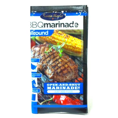 BBQ marinade Allround - 80% rabatt