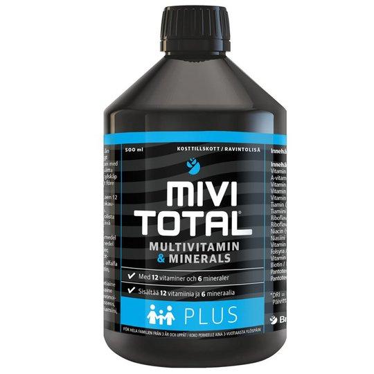 "Kosttillskott ""Mivitotal Plus"" 500ml - 64% rabatt"