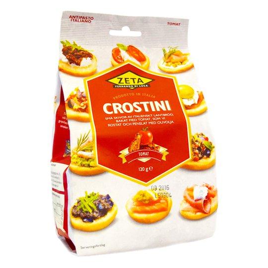 Crostini Tomat 120g - 40% rabatt