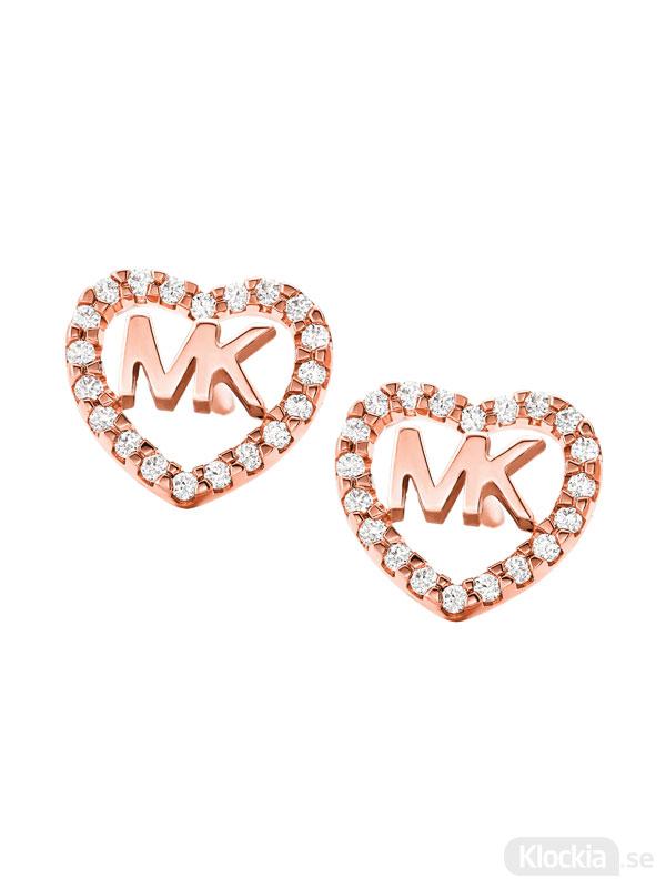 Damsmycke Michael Kors Örhängen Hearts MKC1243AN791