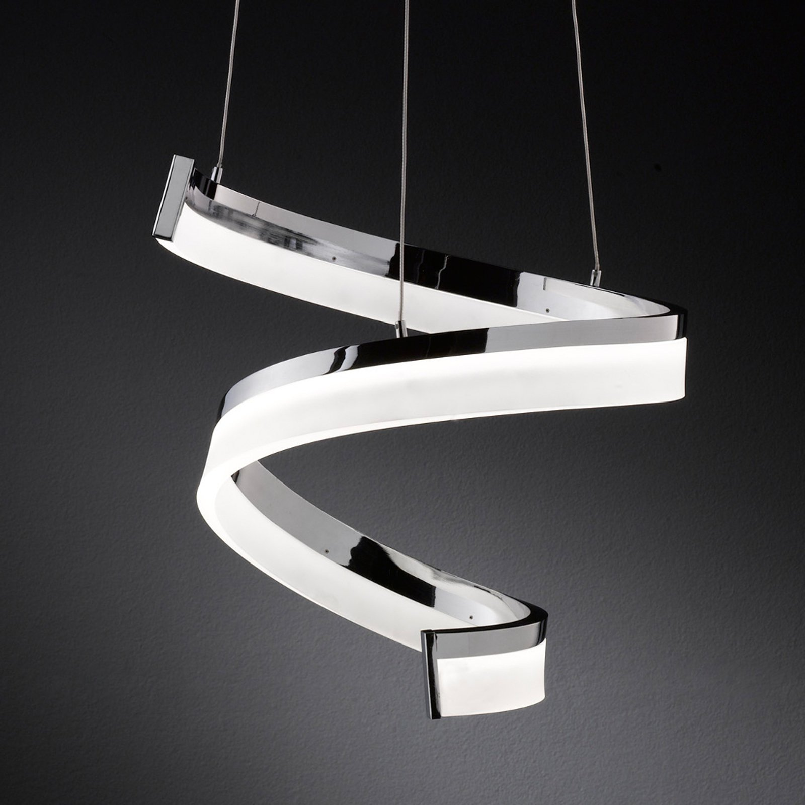 Dimbar LED-pendellampe Fare