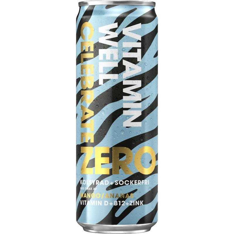 "Dryck ""Celebrate Zero"" - 37% rabatt"