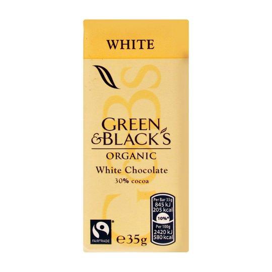 Vit Choklad 35g - 22% rabatt
