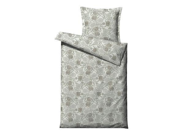 Södahl - Organic Tapestry Bedding 140 x 200 cm - Tea Green (11980)