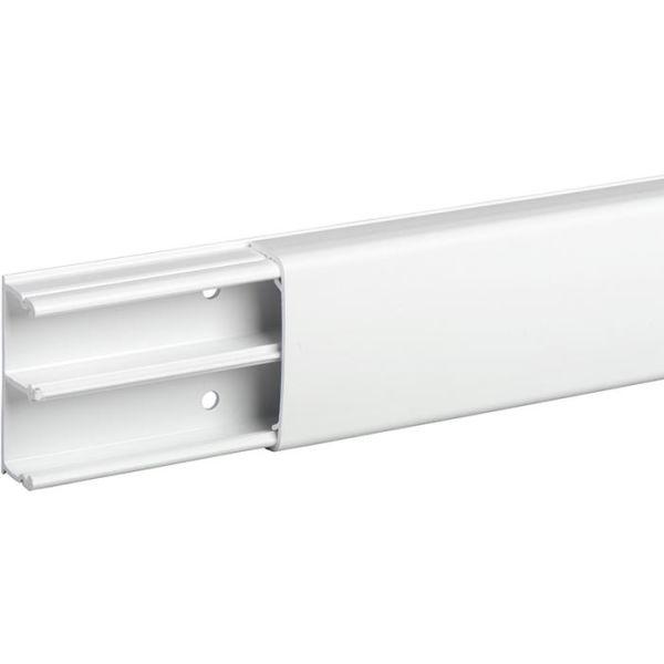 Schneider Electric Optiline 1845 Minikanal PVC, 18 x 45 mm, hvit