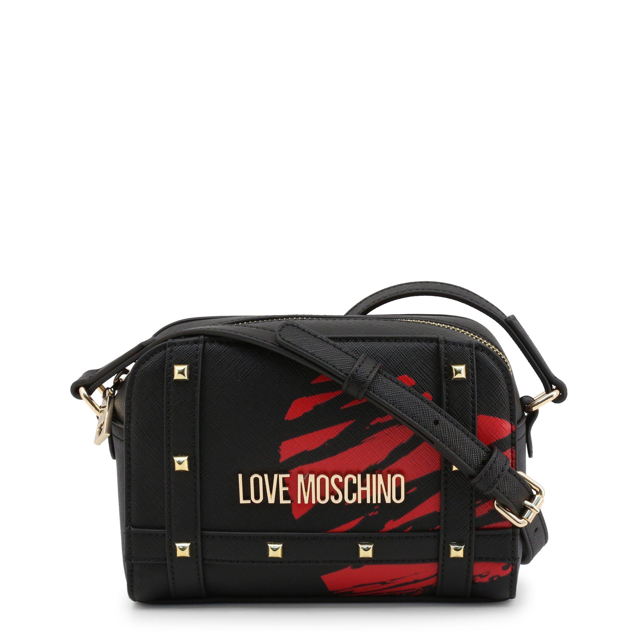 Love Moschino Women's Crossbody Bag Various Colours JC4074PP1CLG1 - black-1 NOSIZE