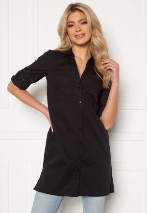 Happy Holly Katrina long shirt Black 32/34