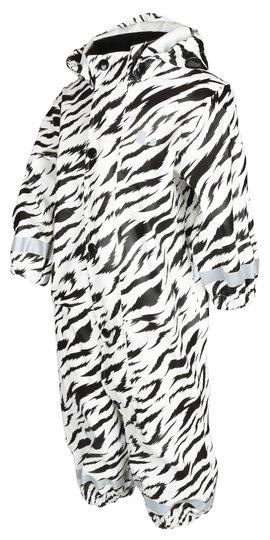 Lindberg Zebra Regndress, White, 98