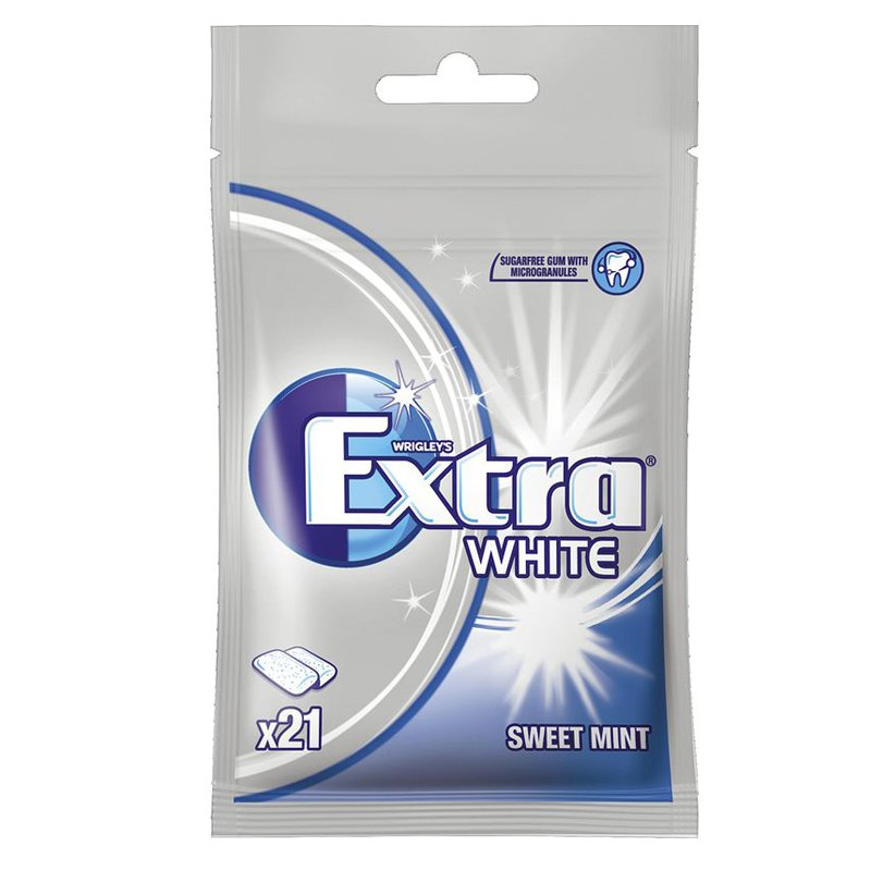 Tuggummi White Sweet Mint - 33% rabatt