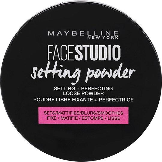Maybelline Master Fix Loose Powder, 6 g Maybelline Puuteri