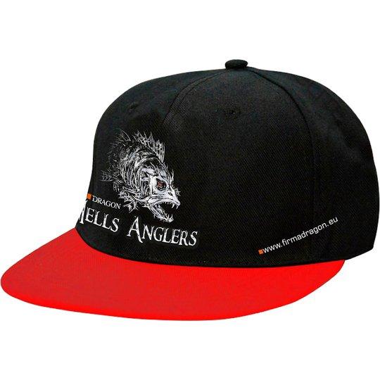 Dragon Snap Back Hells Anglers gös keps