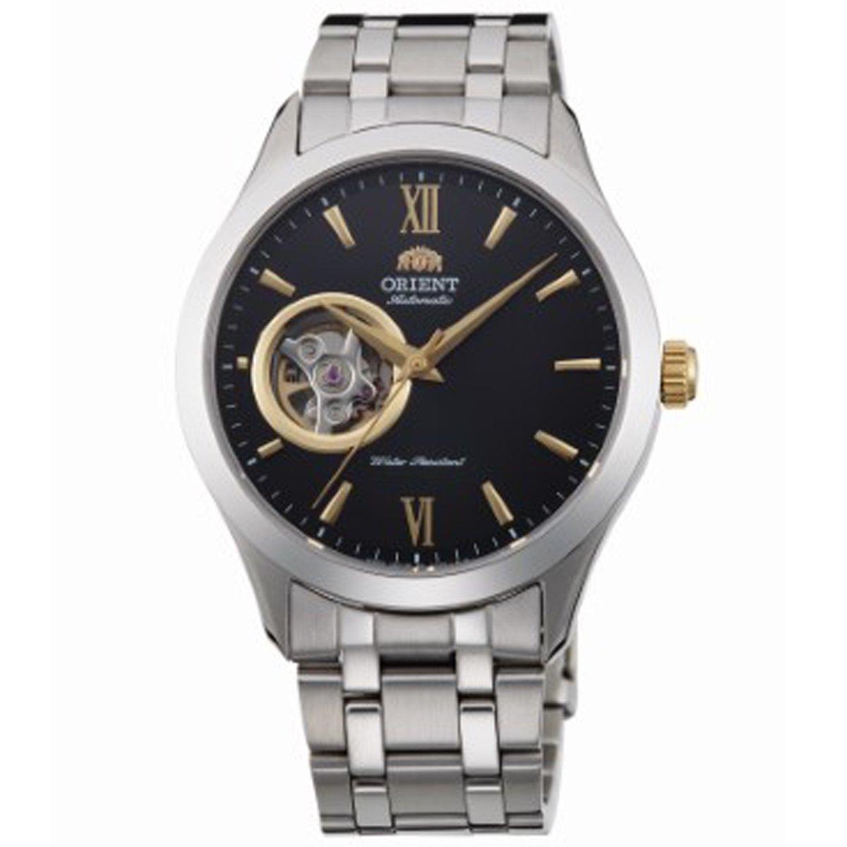 Orient Men's Watch Silver FAG03002B0